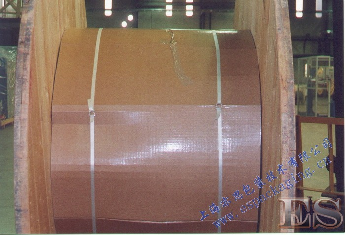 cable coil packaging
