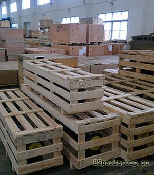 花格木箱框架木箱