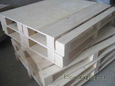 定做免熏蒸胶合板木托盘木卡板木托板木
