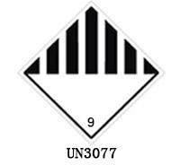 危险品第九类标志