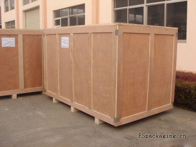 胶合板出口木箱