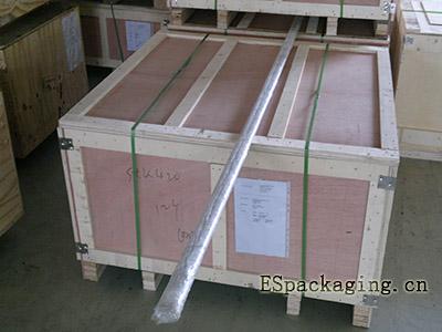 (1)普通胶合板卡板木箱的规格尺寸