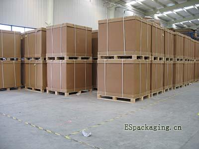 亦思包装的纸包装箱
